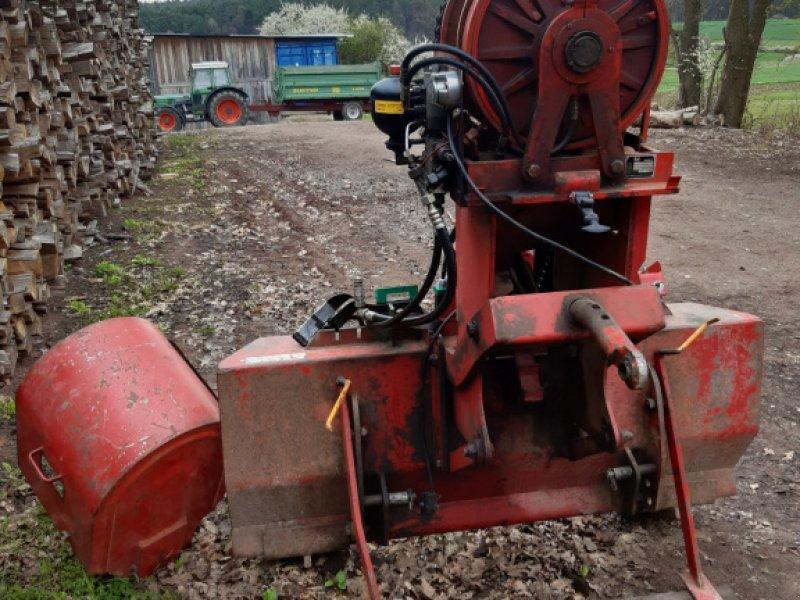 Seilwinde des Typs Igland Primax c, Gebrauchtmaschine in Stegaurach (Bild 1)