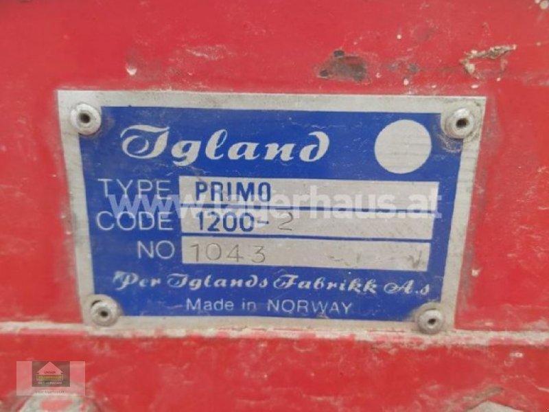 Seilwinde des Typs Igland PRIMO 5 TO, Gebrauchtmaschine in Klagenfurt (Bild 3)
