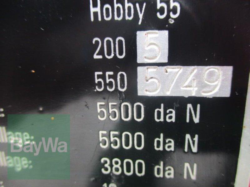 Seilwinde des Typs Impos Hobby 55, Gebrauchtmaschine in Schönau b.Tuntenhaus (Bild 5)