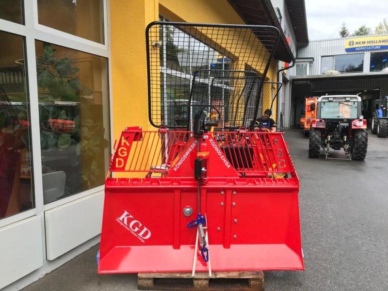 Seilwinde des Typs Königswieser KGD 80 SA 2.0, Neumaschine in Burgkirchen (Bild 1)