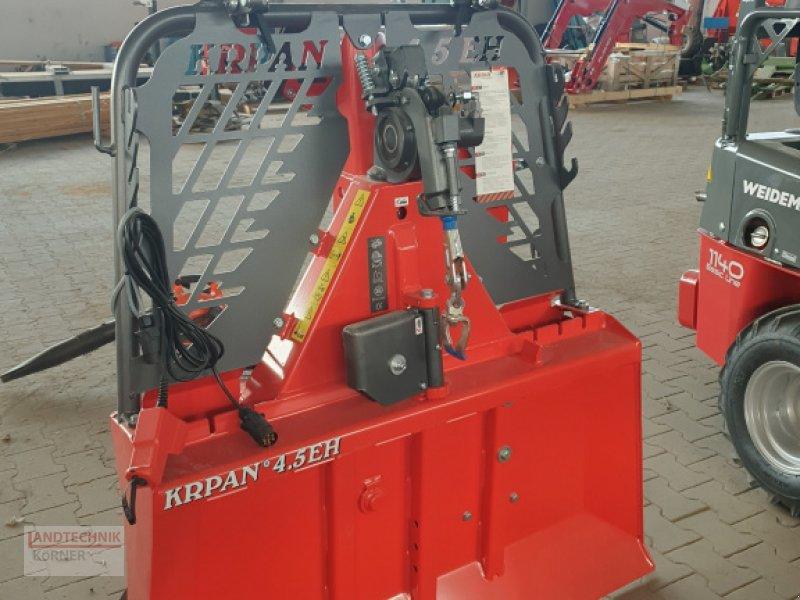 Seilwinde des Typs Krpan 4,5 EH, Neumaschine in Kirkel-Altstadt (Bild 1)