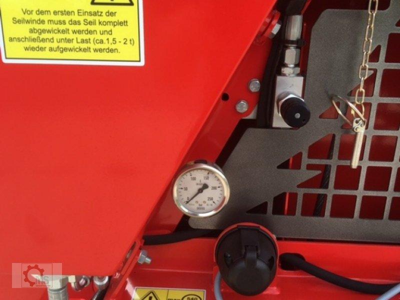 Seilwinde des Typs Krpan 5,5 EH Funk Seilausstoß Walterscheid 3 Jahre Garantie, Neumaschine in Tiefenbach (Bild 13)
