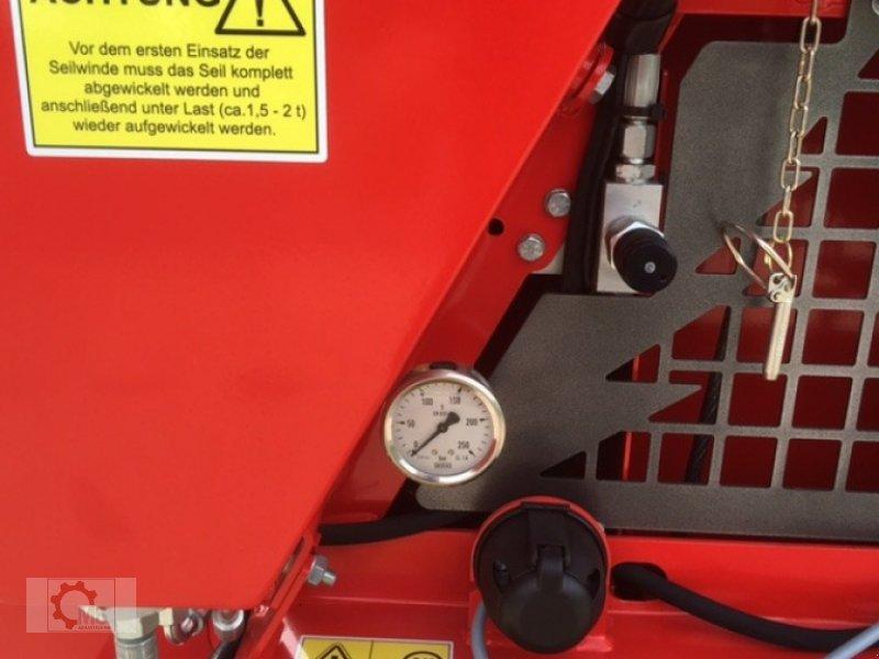 Seilwinde des Typs Krpan 5,5 EH Funk Seilausstoß Walterscheid 3 Jahre Garantie, Neumaschine in Tiefenbach (Bild 14)