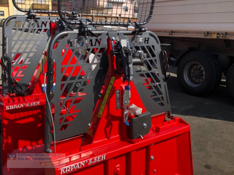 Seilwinde du type Krpan 5,5 EH, Neumaschine en Winzer (Photo 1)