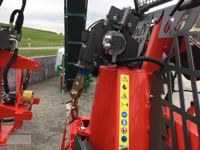 Seilwinde des Typs Krpan 5,5EH Hydr. Seilausstoss /Funk, Neumaschine in Fürsteneck (Bild 5)