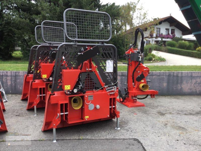 Seilwinde des Typs Krpan 5,5EH Hydr. Seilausstoss /Funk, Neumaschine in Fürsteneck (Bild 1)