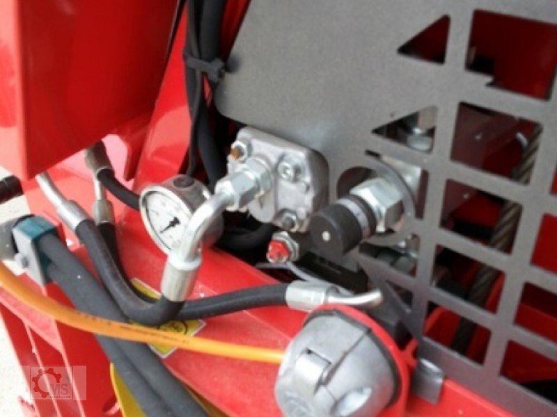 Seilwinde des Typs Krpan 6,5 EH Funk Seilausstoß Walterscheid 3 Jahre Garantie, Neumaschine in Tiefenbach (Bild 9)