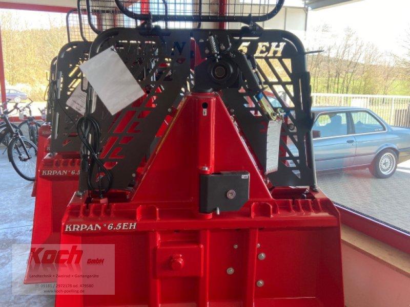 Seilwinde des Typs Krpan 6,5 EH mit Seilausstoß und Funk, Neumaschine in Neumarkt / Pölling (Bild 1)