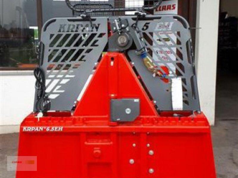 Seilwinde des Typs Krpan 6,5 EH, Neumaschine in Mengkofen (Bild 3)