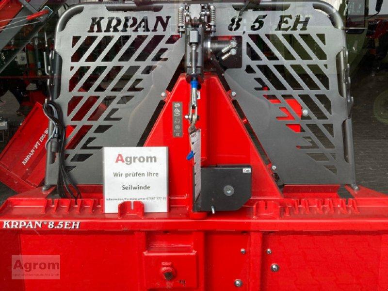 Seilwinde des Typs Krpan 8,5EH, Neumaschine in Riedhausen (Bild 1)