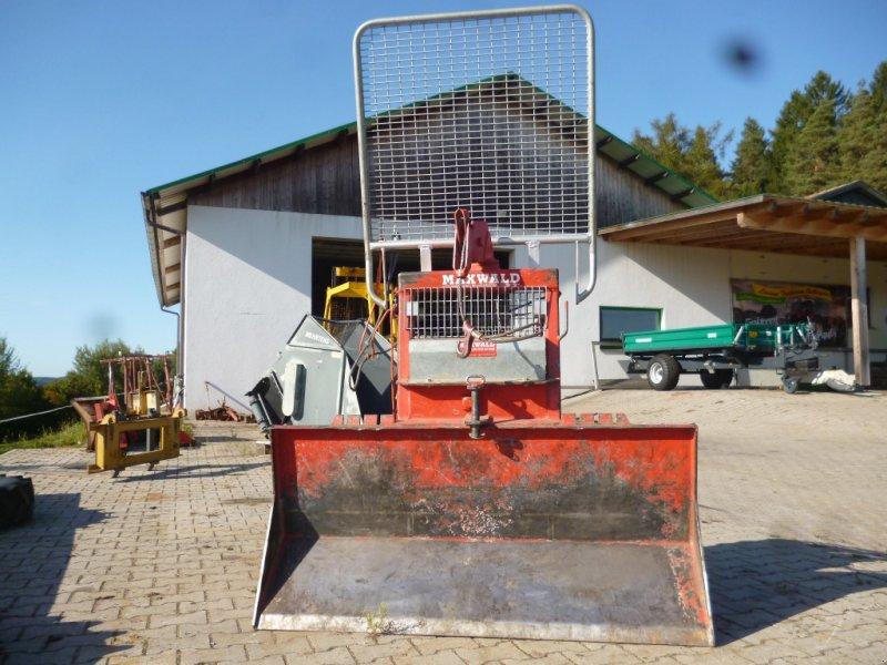 Photo Maxwald A 501 SU, 5,5 To, Forstwinde, Rückeseilwinde, Dreipunktwinde,