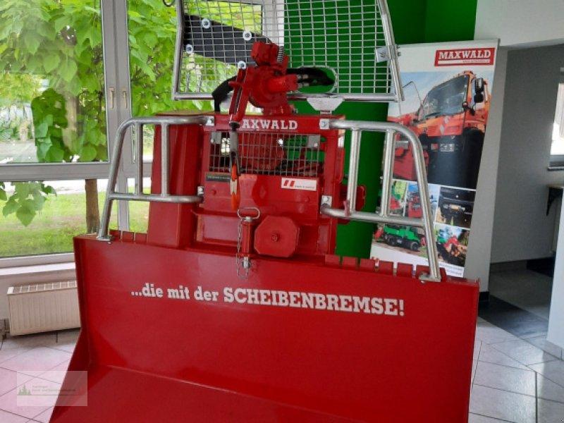 Seilwinde des Typs Maxwald M 2000 Premium, Neumaschine in Rain (Bild 1)
