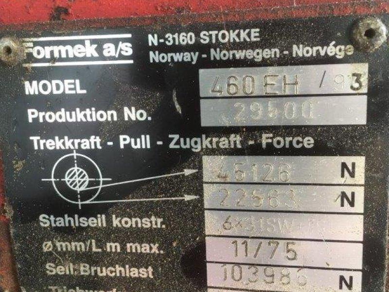 Seilwinde des Typs Norse 460 EH, Gebrauchtmaschine in Wald (Bild 6)