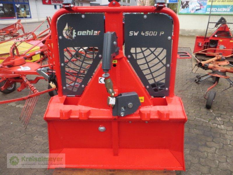 Seilwinde des Typs Oehler OL SW 4500 P 4,5 Tonnen *NEU* inkl. Chokerkette & Gelenkwelle Forstseilwinde, Neumaschine in Feuchtwangen (Bild 1)