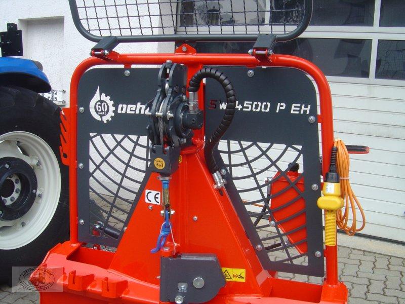 """Seilwinde des Typs Oehler OL/SW 4500P EH+SA """"NEU"""" inkl.Terra-Funk S1 und Seilausstoß, mit viel Zubehör! Frachtfrei!, Neumaschine in Tschirn (Bild 1)"""