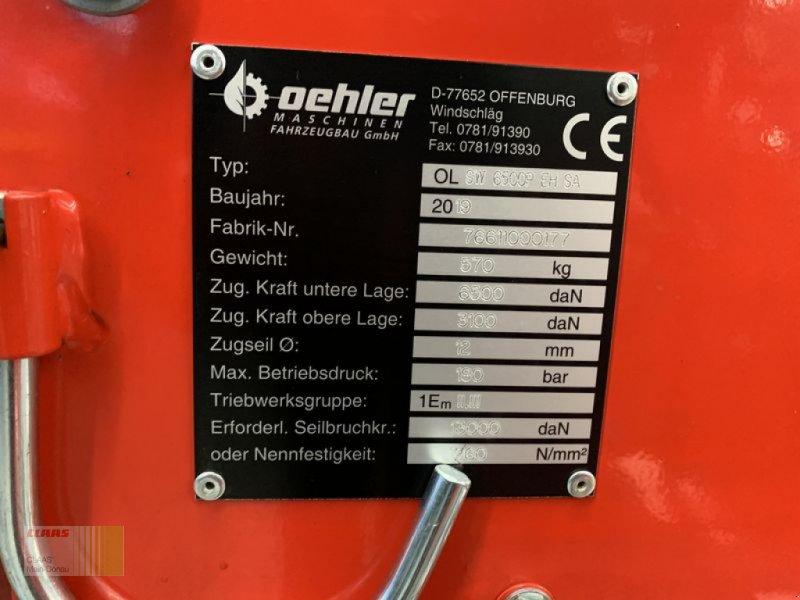 Seilwinde des Typs Oehler OL SW 6500 EH-SA + FUNK S1, Neumaschine in Asbach-Bäumenheim (Bild 3)
