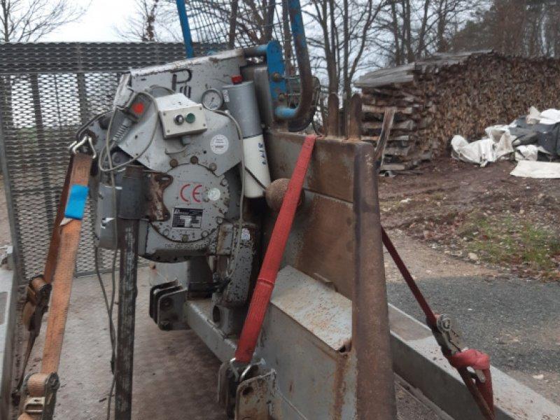 Seilwinde des Typs Pfanzelt 06106, Gebrauchtmaschine in Stegaurach (Bild 1)
