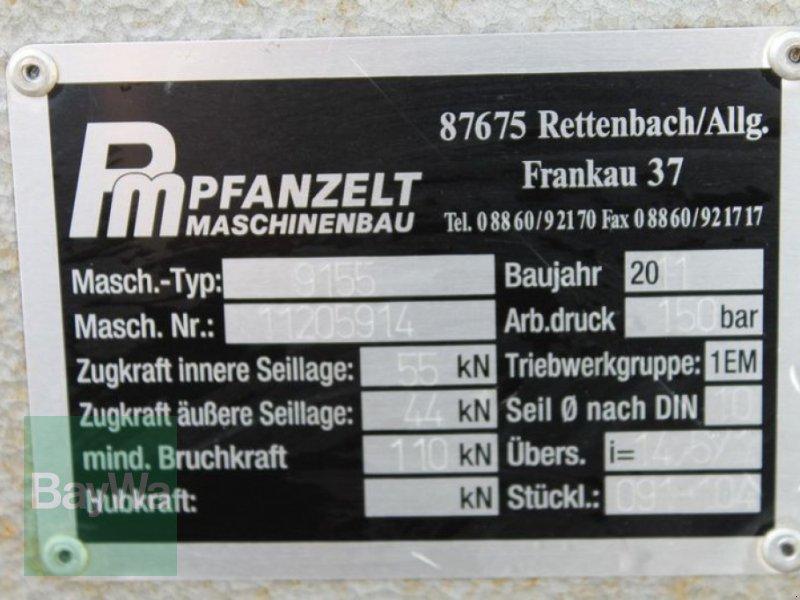 Seilwinde des Typs Pfanzelt 9155, Gebrauchtmaschine in Straubing (Bild 6)