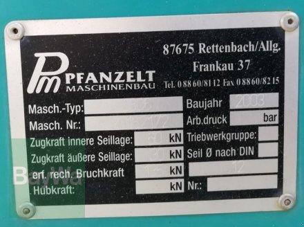 Seilwinde des Typs Pfanzelt BAVARIA 0806, Gebrauchtmaschine in Neumarkt  i.d. Opf. (Bild 3)