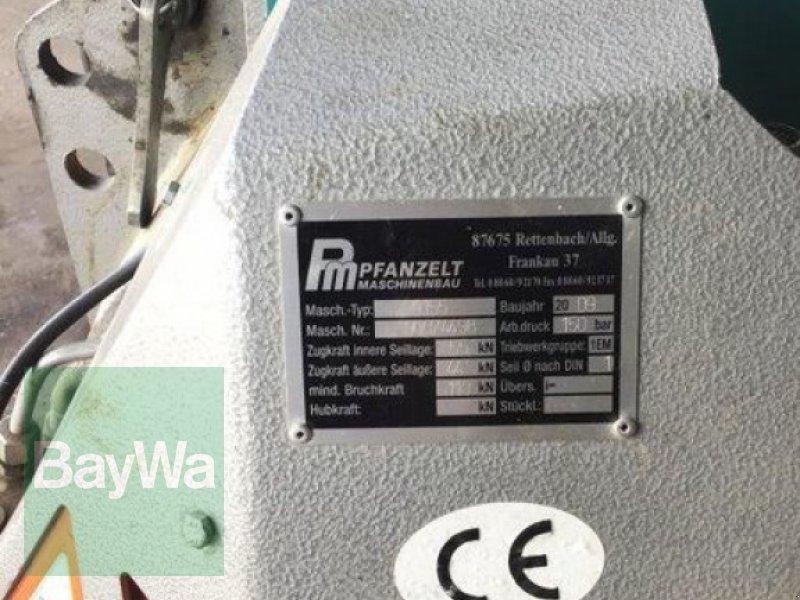Seilwinde des Typs Pfanzelt GETRIEBESEILWINDE 9155, Gebrauchtmaschine in Kisslegg (Bild 6)