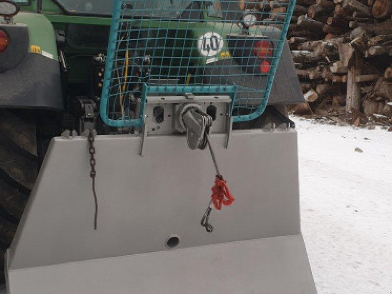 Seilwinde des Typs Pfanzelt Pm 0258, Gebrauchtmaschine in Truchtlaching (Bild 1)