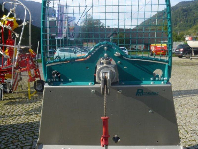 Seilwinde des Typs Pfanzelt S 150 Getriebeseilwinde, Neumaschine in Ebensee (Bild 1)