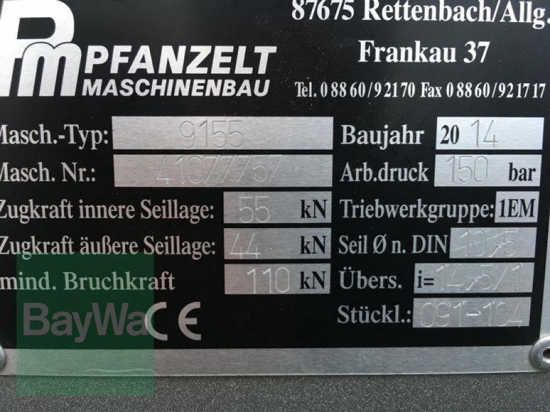 Seilwinde des Typs Pfanzelt S-LINE 9155, Gebrauchtmaschine in Furth im Wald (Bild 7)