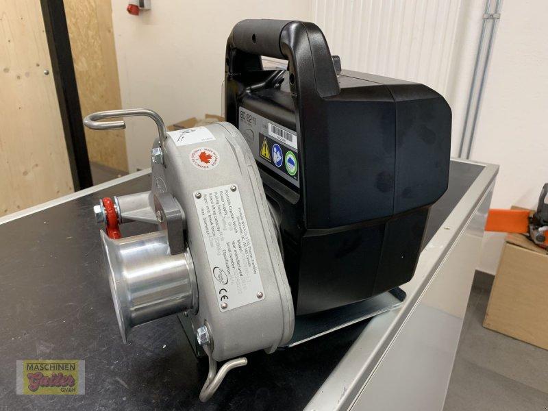 Seilwinde des Typs Portable Winch Akku Winde PCW 3000Li, Vorführmaschine in Kötschach (Bild 5)