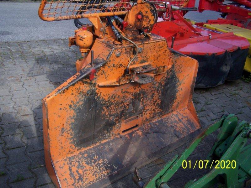 Seilwinde des Typs Ritter 4to hydr. Steuerung, Gebrauchtmaschine in Murnau (Bild 1)