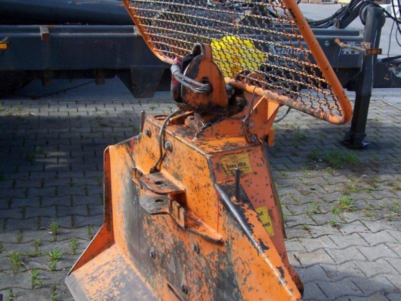 Seilwinde des Typs Ritter 4to hydr. Steuerung, Gebrauchtmaschine in Murnau (Bild 2)