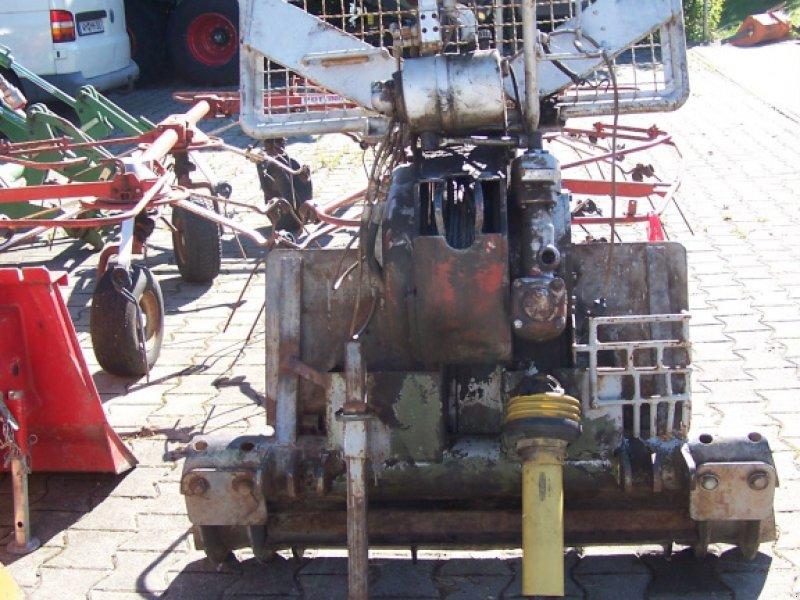 Seilwinde des Typs Schlang & Reichart 5 to, Gebrauchtmaschine in Murnau (Bild 2)