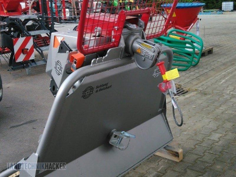 Seilwinde des Typs Schlang & Reichart DW61, Neumaschine in Gotteszell (Bild 1)