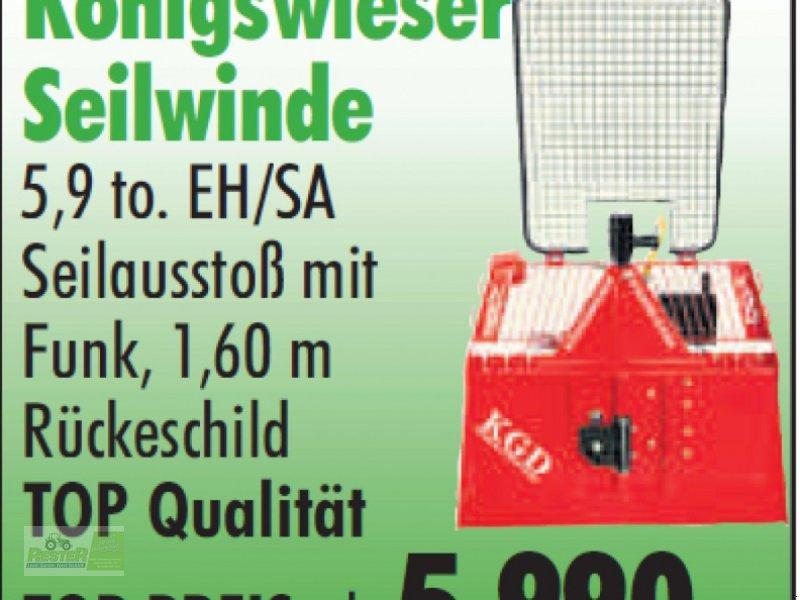 Seilwinde типа Sonstige Königswieser 5,9 to, Neumaschine в Wernberg-Köblitz (Фотография 1)