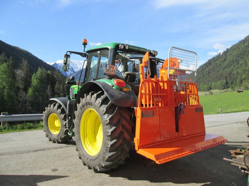 Seilwinde типа Tiger Getriebe Dreipunkt Seilwinde 12 t, Neumaschine в Nittenau (Фотография 1)
