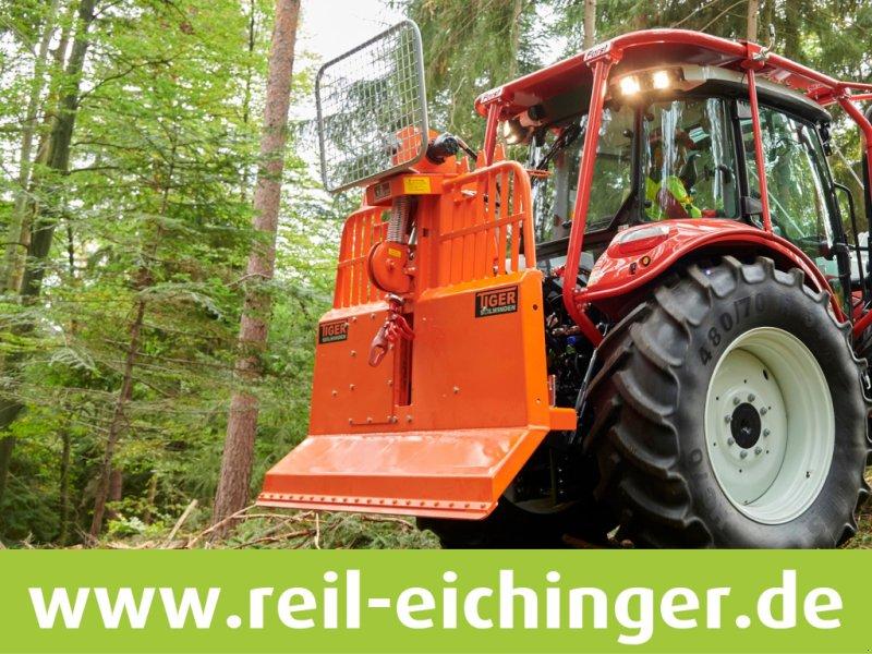 Seilwinde типа Tiger Getriebe Dreipunkt Seilwinde 6t, Neumaschine в Nittenau (Фотография 1)