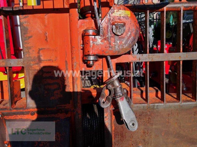 Seilwinde типа Tiger SEILWINDE DSUWH80E, Gebrauchtmaschine в Schärding (Фотография 6)