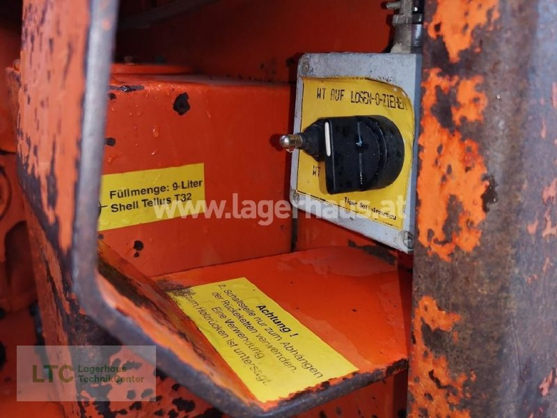 Seilwinde типа Tiger SEILWINDE DSUWH80E, Gebrauchtmaschine в Schärding (Фотография 12)