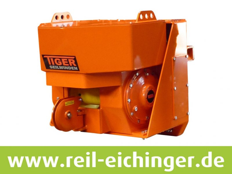 Seilwinde типа Tiger Traktionsseilwinde, Neumaschine в Nittenau (Фотография 1)