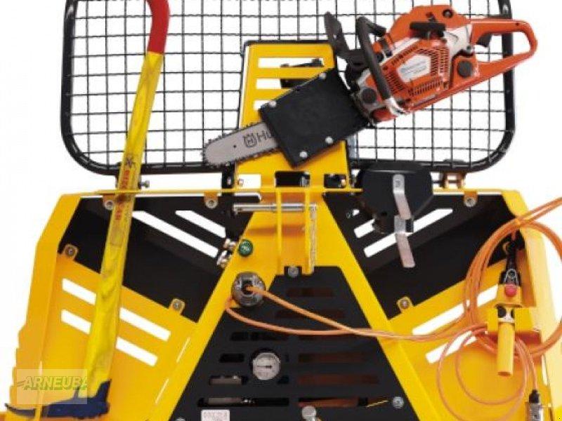 Seilwinde a típus Uniforest 45 H Pro HPro, Neumaschine ekkor: Schlettau (Kép 1)