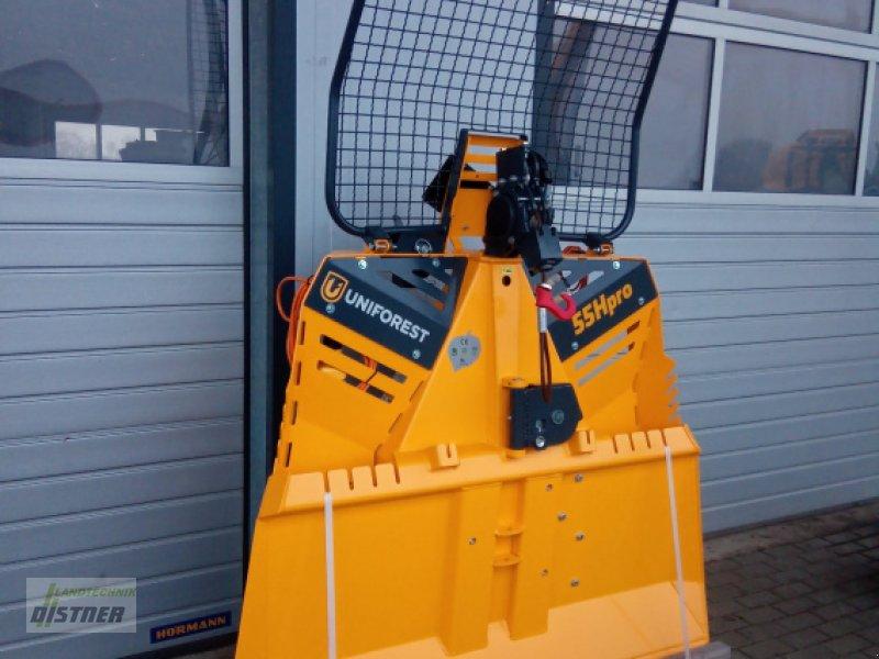 Seilwinde des Typs Uniforest 55 H Pro, Neumaschine in Eslarn (Bild 1)