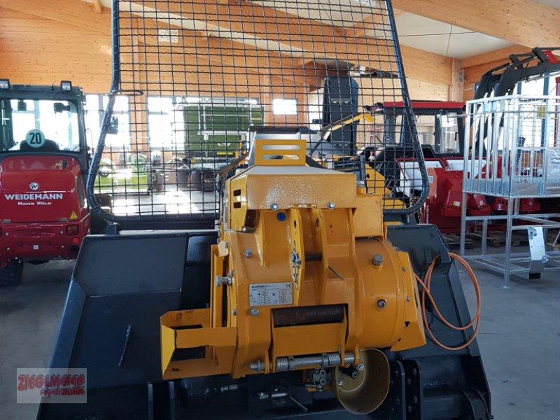 Seilwinde des Typs Uniforest 65 G, Neumaschine in Rottenburg (Bild 1)
