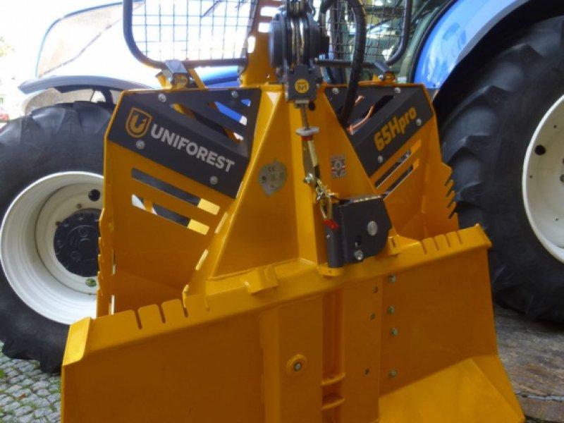 Seilwinde des Typs Uniforest 65 HPro STOP mit FUNK, Neumaschine in Ebensee (Bild 1)
