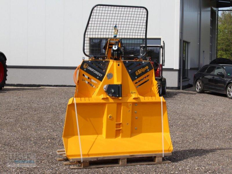 Seilwinde des Typs Uniforest 65Hpro, Neumaschine in Putzleinsdorf (Bild 2)