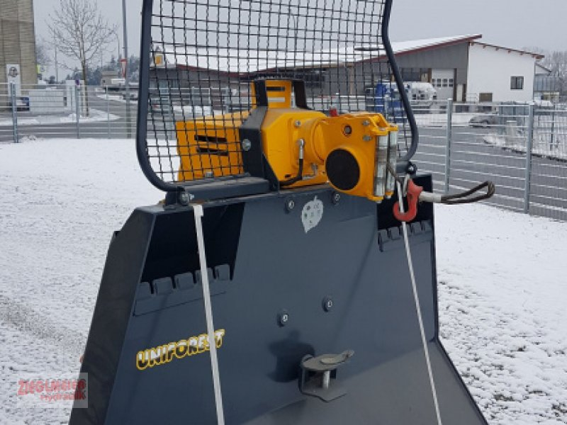 Seilwinde des Typs Uniforest 85 G, Gebrauchtmaschine in Rottenburg (Bild 1)