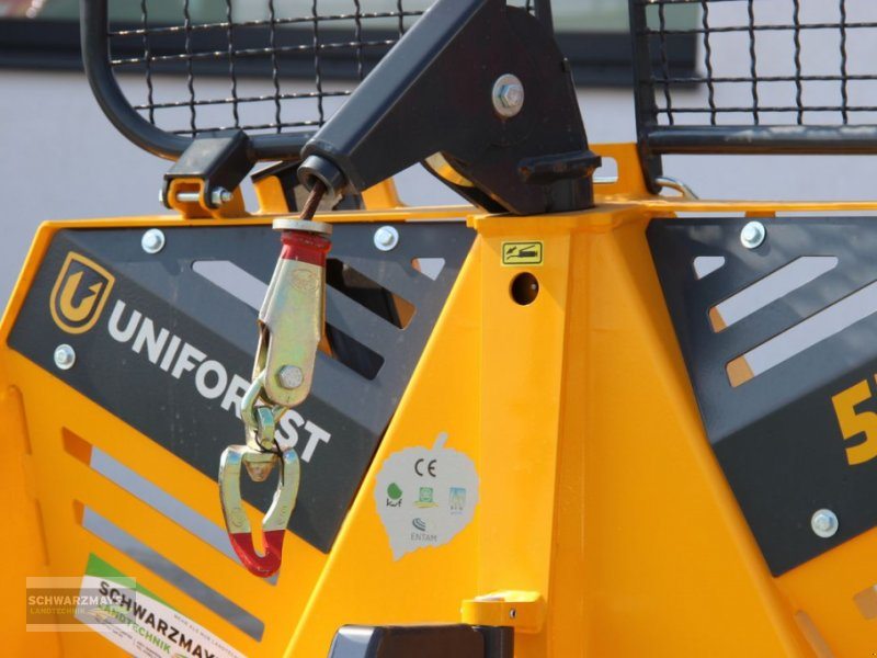 Seilwinde des Typs Uniforest FSW 55M, Neumaschine in Aurolzmünster (Bild 7)