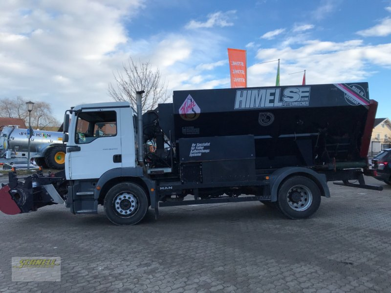Selbstfahrer Futtermischwagen типа Himel SF, Gebrauchtmaschine в Söchtenau (Фотография 8)