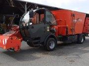 Selbstfahrer Futtermischwagen typu Kuhn MELANGEUSE AUTOMOTRICE OCC, Gebrauchtmaschine w LES TOUCHES