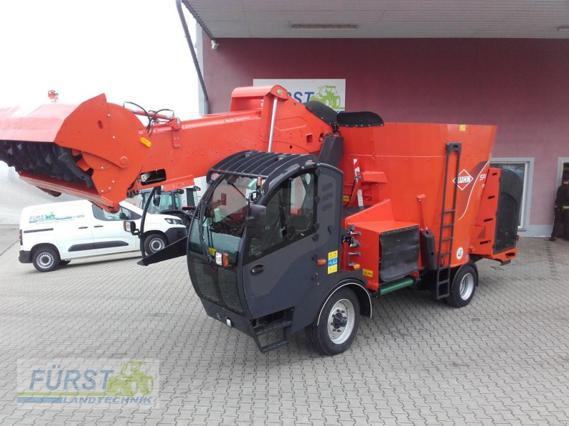 Selbstfahrer Futtermischwagen a típus Kuhn SPV 14 Comfort, Gebrauchtmaschine ekkor: Perlesreut (Kép 1)