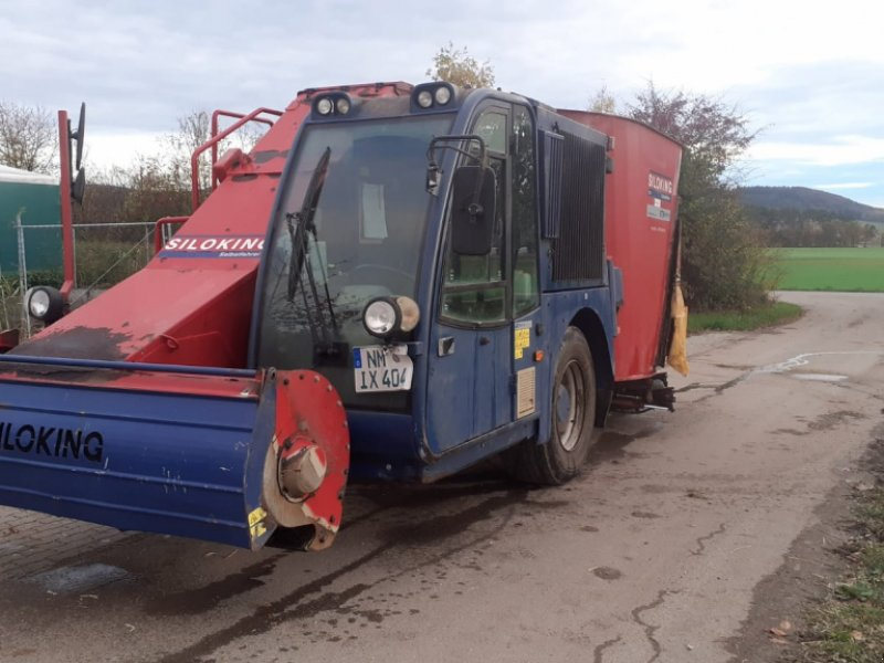 Selbstfahrer Futtermischwagen типа Mayer Siloking 12 ccm, Gebrauchtmaschine в Freystadt (Фотография 1)