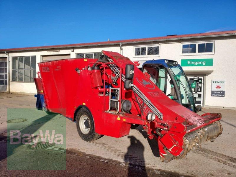 Selbstfahrer Futtermischwagen des Typs Mayer Siloking 1612 Compact Selfline, Selbstfahrer, Gebrauchtmaschine in Dinkelscherben (Bild 1)